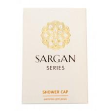 Шапочка для душа «Sargan» (картонная коробка)