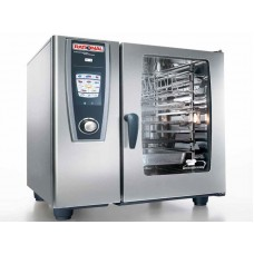 ПАРОКОНВЕКТОМАТ RATIONAL SCC 61G 5 SENSES ГАЗ B618300.30