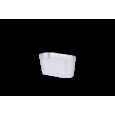 Форма для хлеба овальная Л11 (150 х 95 х 100)