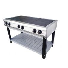 Плита электрическая без духовки Ф6ЖТЛПЭ Grill Master 24012