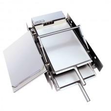 Тостер прижимной HB-05 (AR) для булочек бургеров Foodatlas