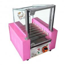 Аппарат приготовления хот-догов WY-007 ( Kitty) (AR) гриль роликовый Foodatlas