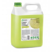 """Очиститель ковровых покрытий """"Carpet Foam Cleaner"""" (канистра 5,4 кг) Grass"""