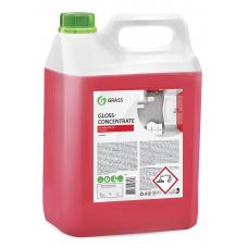 Концентрированное чистящее средство Gloss Concentrate ( канистра 5,5 кг ) Grass
