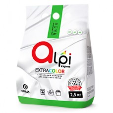 Стиральный порошок  Alpi Expert для цветного белья 2,5 кг Grass
