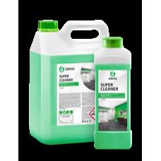 """Концентрированое щелочное моющее средство """"Super Cleaner"""" ( канистра 5,8кг ) Grass"""