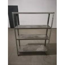 Стеллаж производственный СКК-1200/400/1650 б/у