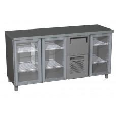 Стол холодильный BAR-360С (T57 M3-1-G 9006)