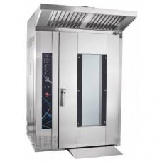 Ротационный пекарский шкаф РПШ-16-2/1М (в комплекте  ТШГ-16-01)