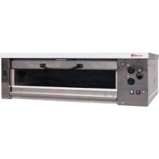 Хлебопекарная ярусная печь ХПЭ-750/1C (нержавеющая облицовка, стеклянные дверки).