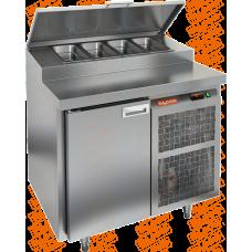 Стол охлаждаемый для пиццы  HICOLD  PZ1-1/GN