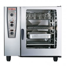 Пароконвектомат Rational COMBIMASTER 61G PLUS ГАЗ B619300.30.202