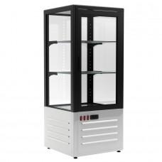 Витрина-шкаф R120C Сarboma (D4 VM 120-1 (беж-корич, станд цвета))