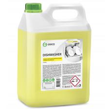 """Средство для посудомоечных машин """"Dishwasher"""" (канистра 6,4 кг) Grass"""