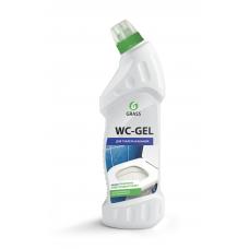 """Средство для чистки сантехники """"WC-gel"""" (флакон 750 мл) Grass"""