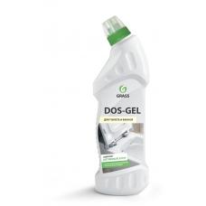 "Дезинфицирующий чистящий гель ""DOS GEL"" (флакон 750 мл) Grass"