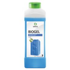 """Средство для биотуалетов """"Biogel"""" (канистра 1 л) Grass"""