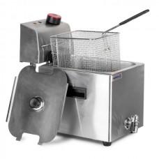 Фритюрница HEF-8L (8 литров) Foodatlas