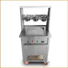 Фризер для ролл мороженого KCB-1F Foodatlas (контейнеры, световой короб)
