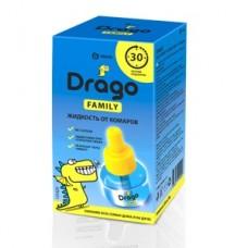 """Средство инсектицидное """"Жидкость от комаров"""" Drago 30 мл"""