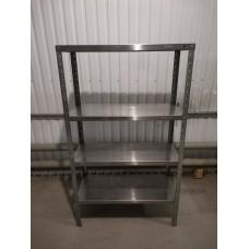 Стеллаж производственный СКК-950х400х1650 б/у
