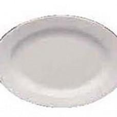 Блюдо овальное 38см для рыбы Kaszub-Hel