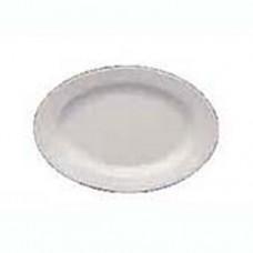 Блюдо овальное 24см Kaszub-Hel