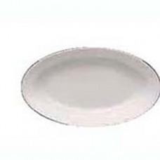 Блюдо овальное для солений 24см Kaszub-Hel