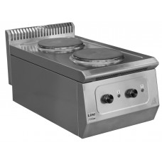 Плита 2 конфорочная 700 серии ITERMA пкэ-400/700м-2/2