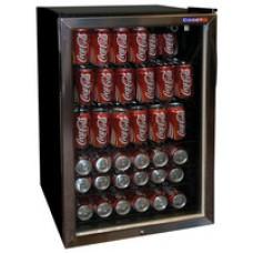 Шкаф холодильный со стеклом COOLEQ TBC-145