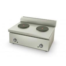 Электроплита-600 Таверна-2005 (2-х конфорочная)