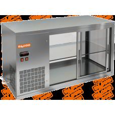 Настольная холодильная витрина  HICOLD  VRL 1100