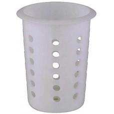 Стакан к емкости для столовых приборов пластик MVQ 15100P