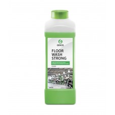 """Щелочное средство для мытья пола """"Floor wash strong"""" (канистра 1 л) Grass"""