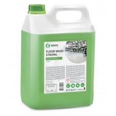 """Щелочное средство для мытья пола """"Floor wash strong"""" (канистра 5,6 кг) Grass"""