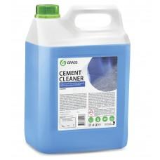 """Очиститель после ремонта """"Cement Cleaner"""" (канистра 5,5 кг) Grass"""