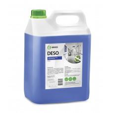 """Средство для чистки и дезинфекции """"Deso"""" (С10) (канистра 5 кг) Grass"""