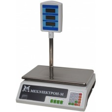 Весы торговые со стойкой ВР 4900-30-5САБ-05