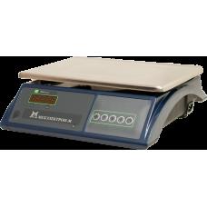 Весы товарные (фасовочные) ВЭТ-6-2С-АБ