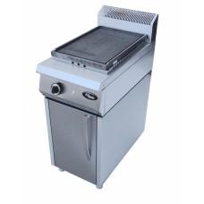 Поверхность жарочная газовая Ф1ПЖГ/800(закрытый стенд) Grill Master 13065