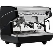 Кофемашина Nuova Simonelli Appia II Compact 2Gr V 220V Black (авт.2 выс.гр. экономайзер, черная)