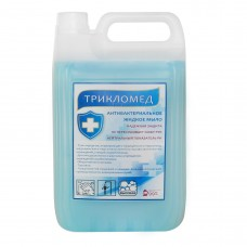 """Жидкое мыло""""Трикломед"""" антибактериальное, 5 л"""