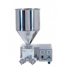 Шприц-дозатор полуавтоматический Danler NGE-20  шестеренчатый (электромех. пан. упр.)