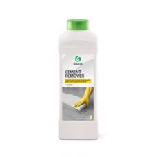 """Средство для очистки после ремонта """"Cement Remover"""" (канистра 1л) Grass"""