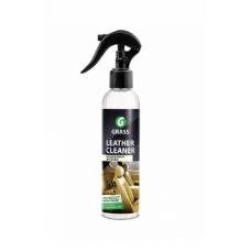 "Очиститель-кондиционер кожи ""Leather Cleaner"" (флакон 250 мл) Grass"