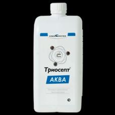 Дезинфицирующее средство Триосепт-Аква 1л дозатор марки К (помпа)