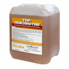 Средство для удаления комплексных сложных загрязнений Тор-Локомотив 1л