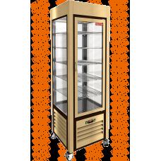 Витрина кондитерская вертикальная  HICOLD  VRC 350 Be