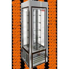 Витрина кондитерская вертикальная  HICOLD  VRC 350 R Sh