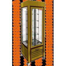 Витрина кондитерская вертикальная  HICOLD  VRC 350 R PG